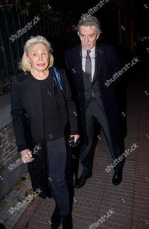 Beatrice de Borbon and Alfonso Diez