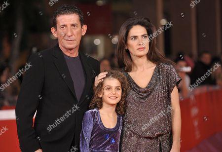 Claudio Casadio, Greta Zuccheri Montanari, Maya Sansa