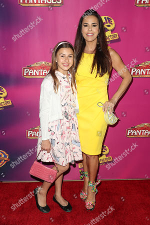 Editorial image of 'Charlie and the Chocolate Factory' opening night, Pantages Theatre, Los Angeles, USA - 27 Mar 2019