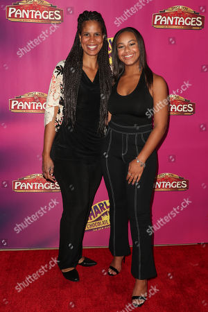 Holly Frazier and Nia Sioux