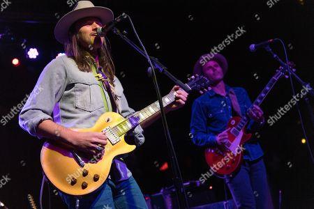 The Allman Betts Band- Duane Betts, Johnny Stachela