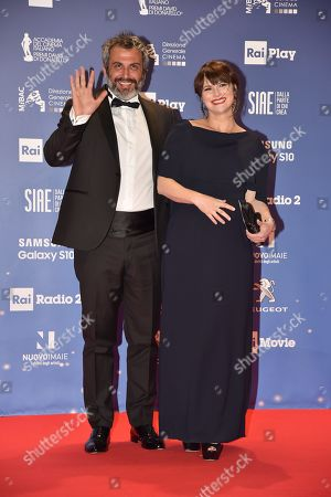 Lorena Bianchetti and Bernardo De Luca