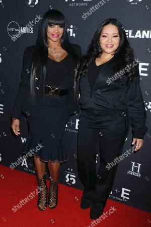 Sandra Denton and Cheryl Wray
