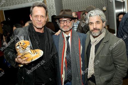 Dean Winters, Fisher Stevens (Producer), Ross Kauffman (Director)