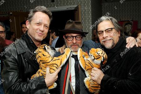 Dean Winters, Fisher Stevens (Producer), Sante D'Orazio