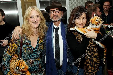 Nanette Lepore, Fisher Stevens (Producer), Gina Gershon