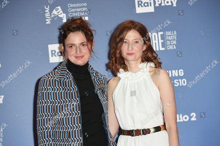 Alice and Alba Rohrwacher