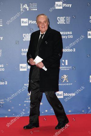 Director Dario Argento