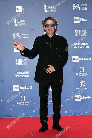 Director Tim Burton