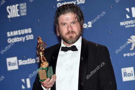 Edoardo Pesce Award Best Supporting actor