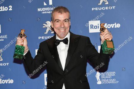 Director Alessio Cremonini Award best director newcomer