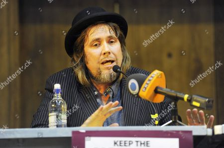 Jerry Dammers, formerly of The Specials