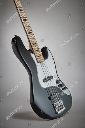 A Fender Geddy Lee Signature Jazz Bass Guitar