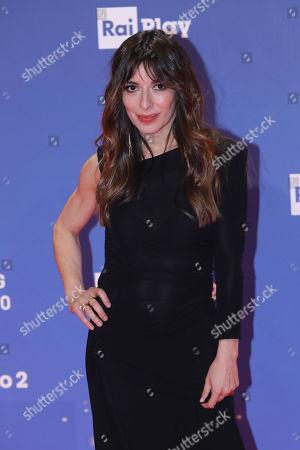 Stock Picture of Sabrina Impacciatore