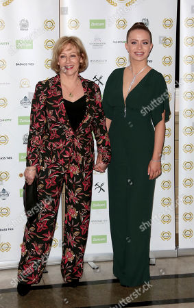 Editorial photo of The National Film Awards, Porchester Hall, London, UK - 27 Mar 2019