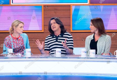 Kellie Shirley, Scott Mitchell and Tanya Frank