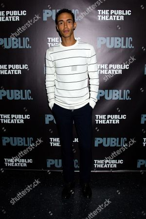 Editorial picture of 'Ain't No Mo' play opening night, New York, USA - 27 Mar 2019