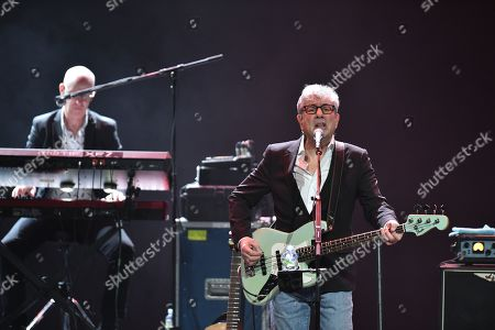 Editorial image of 10cc in concert at Crocus City Hall, Moscow, Russia - 27 Mar 2019