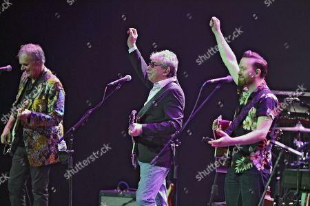 Editorial photo of 10cc in concert at Crocus City Hall, Moscow, Russia - 27 Mar 2019