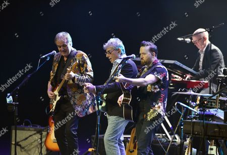 Stock Picture of 10cc - Rick Fenn, Graham Gouldman and Iain Hornal