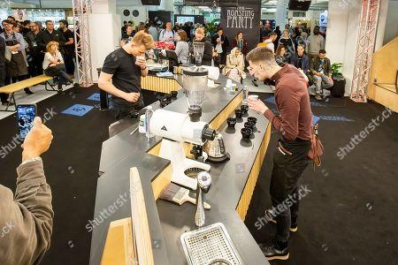 London Coffee Festival Stock Photos Exclusive Shutterstock
