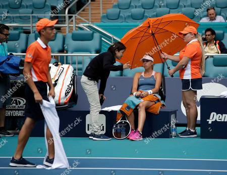 Editorial photo of Miami Open tennis tournament, USA - 28 Mar 2019