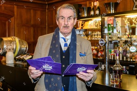John Challis, a.k.a. Boycie from 'Only Fools and Horses'