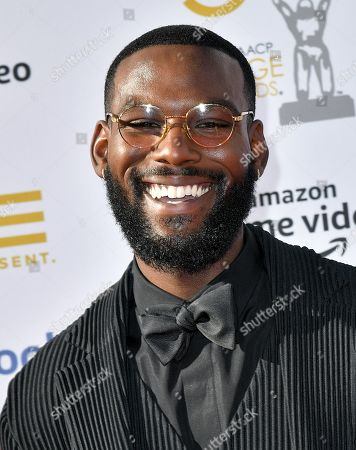 Editorial photo of 50th Annual NAACP Image Awards, Arrivals, Dolby Theatre, Los Angeles, USA - 30 Mar 2019