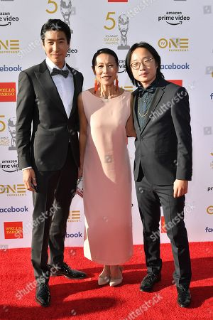 Chris Pang, Kheng Hua Tan and Jimmy O. Yang