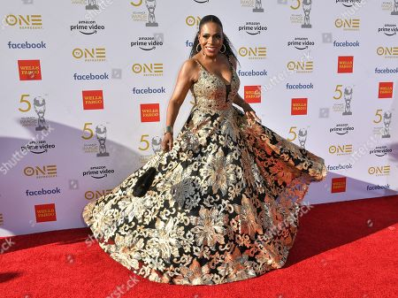 Editorial picture of 50th Annual NAACP Image Awards, Arrivals, Dolby Theatre, Los Angeles, USA - 30 Mar 2019