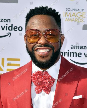 Editorial image of 50th Annual NAACP Image Awards, Arrivals, Dolby Theatre, Los Angeles, USA - 30 Mar 2019