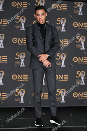 Editorial picture of 50th Annual NAACP Image Awards, Press Room, Dolby Theatre, Los Angeles, USA - 30 Mar 2019