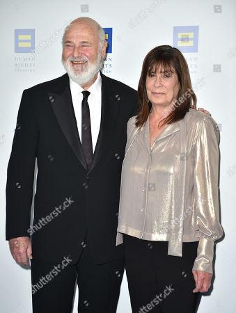 Rob Reiner and Michele Singer Reiner