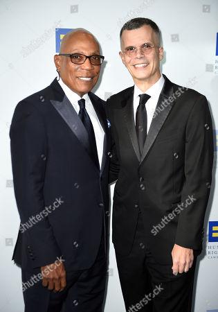 Editorial photo of 2019 HRC LA Dinner, Arrivals, JW Marriott L.A. Live, Los Angeles, USA - 30 Mar 2019
