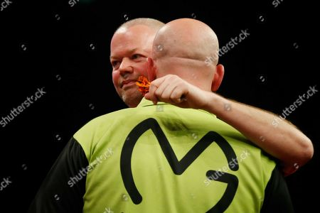 Editorial picture of Premier League Darts in Rotterdam, Netherlands - 28 Mar 2019