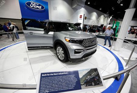 Denver Auto Show 2020.Denver Auto Show Stockfotos Exklusiv Shutterstock