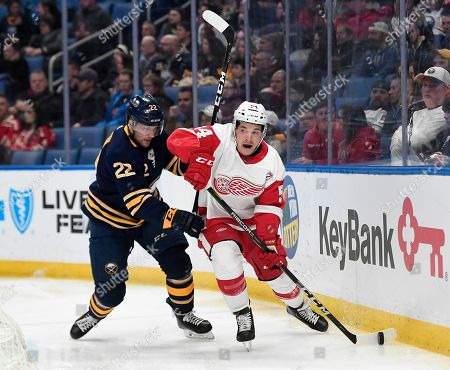 Detroit Red Wings V Buffalo Sabres Stock Photos Exclusive