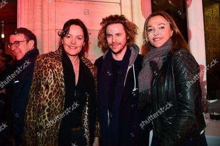 Sandrine Dominguez, Jean Baptiste Shelmerdine, Sandrine Quetier