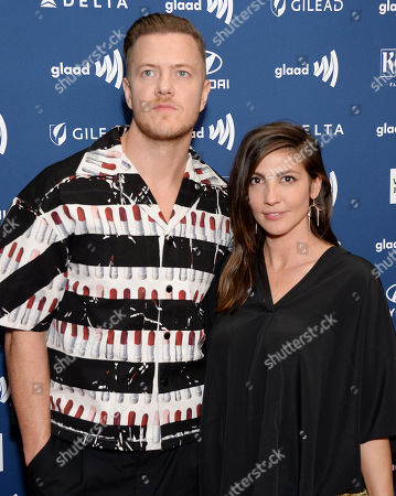 Editorial picture of 30th Annual GLAAD Media Awards, Arrivals, Los Angeles, USA - 28 Mar 2019