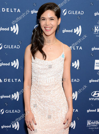 Editorial image of 30th Annual GLAAD Media Awards, Arrivals, Los Angeles, USA - 28 Mar 2019
