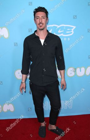 Stock Picture of Eric Balfour