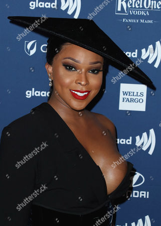 Editorial image of 30th Annual GLAAD Media Awards, Arrivals, The Beverly Hilton, Los Angeles, USA - 28 Mar 2019