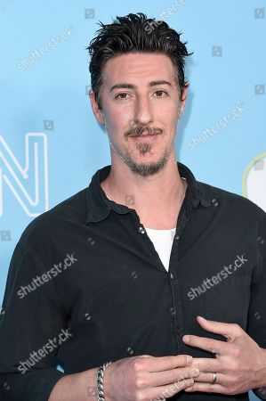 """Eric Balfour attends the LA Premiere of """"The Beach Bum"""" at ArcLight Hollywood, in Los Angeles"""