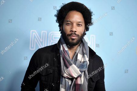 """Johnathan Fernandez attends the LA Premiere of """"The Beach Bum"""" at ArcLight Hollywood, in Los Angeles"""
