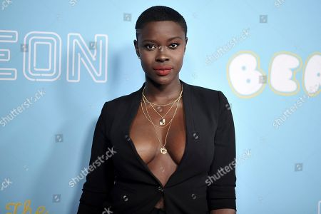 """Stock Photo of Janicza Bravo attends the LA Premiere of """"The Beach Bum"""" at ArcLight Hollywood, in Los Angeles"""
