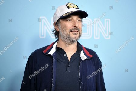 """Harmony Korine attends the LA Premiere of """"The Beach Bum"""" at ArcLight Hollywood, in Los Angeles"""