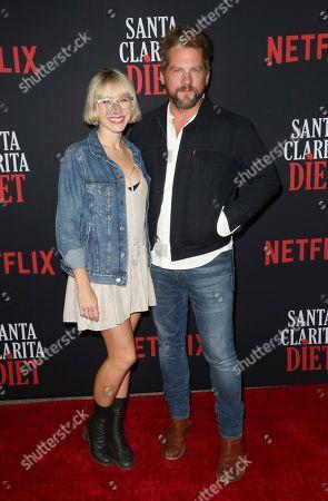 "Editorial picture of LA Premiere of ""Santa Clarita Diet"" Season 3, Los Angeles, USA - 28 Mar 2019"