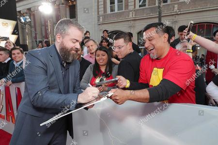 David Sandberg, Director,