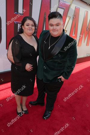 Virginia Arlene and Jovan Armand