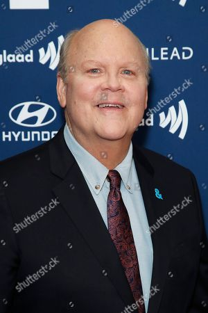 Dirk Blocker arrives during the 30th Annual GLAAD Media Awards at the Beverly Hilton Hotel in Beverly Hills, California, USA, 28 March 2019. The 30th annual GLAAD Media Awards, presented by the Gay and Lesbian Alliance Against Defamation recognize and honor media for their fair, accurate and inclusive representations of the LGBTQ (lesbian, gay, bisexual, transgender and queer) community and the issues that affect their lives.